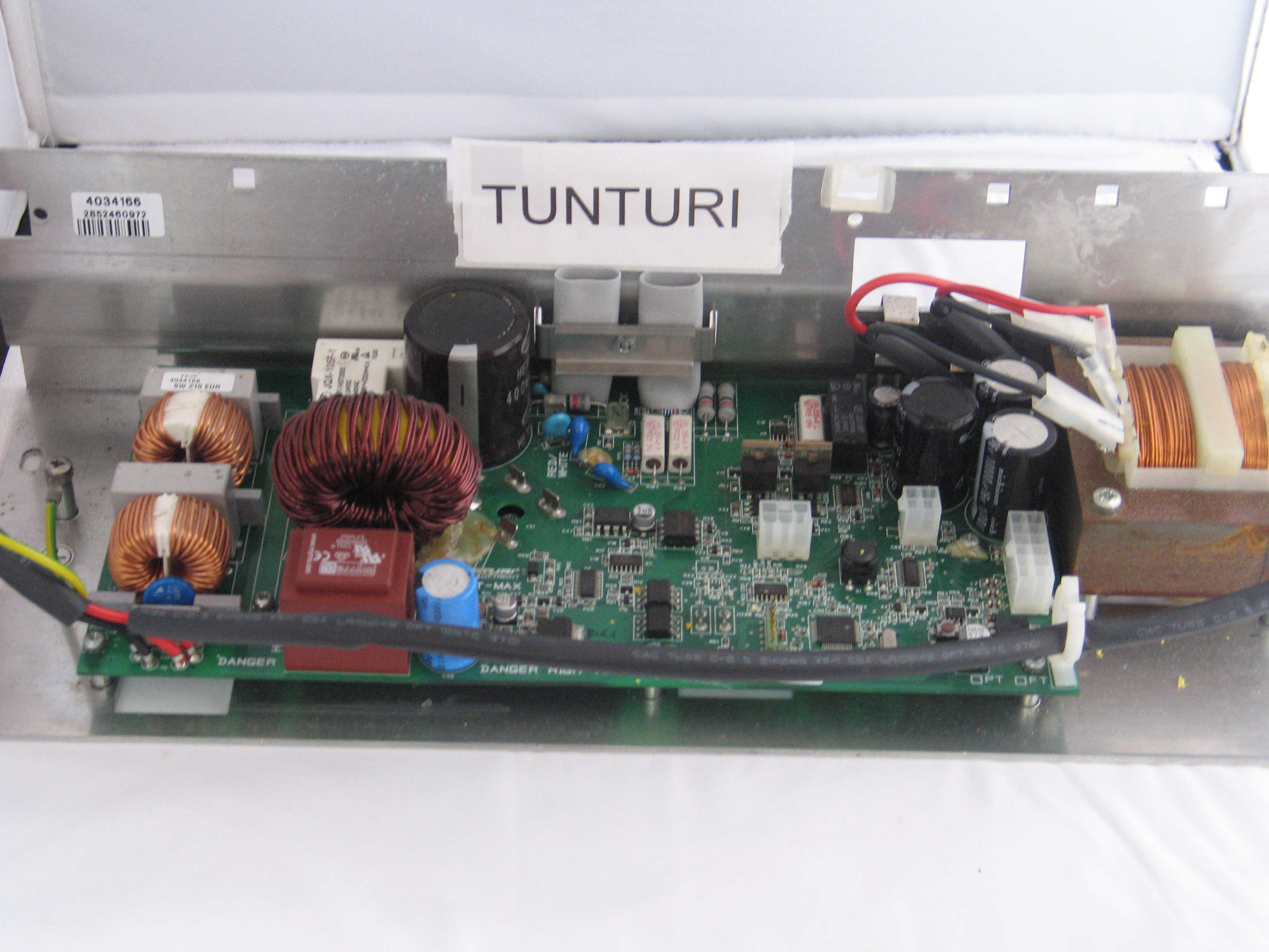 Test And Repair Horizon Motor Control Board Treadmill Doctor Electronic Circuit Contol Boards Testing Service Tunturi