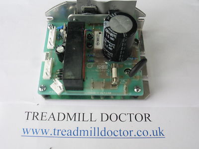 Treadmill Motor Control Boards -Testing Repair Service + Reconditioned Boards + New