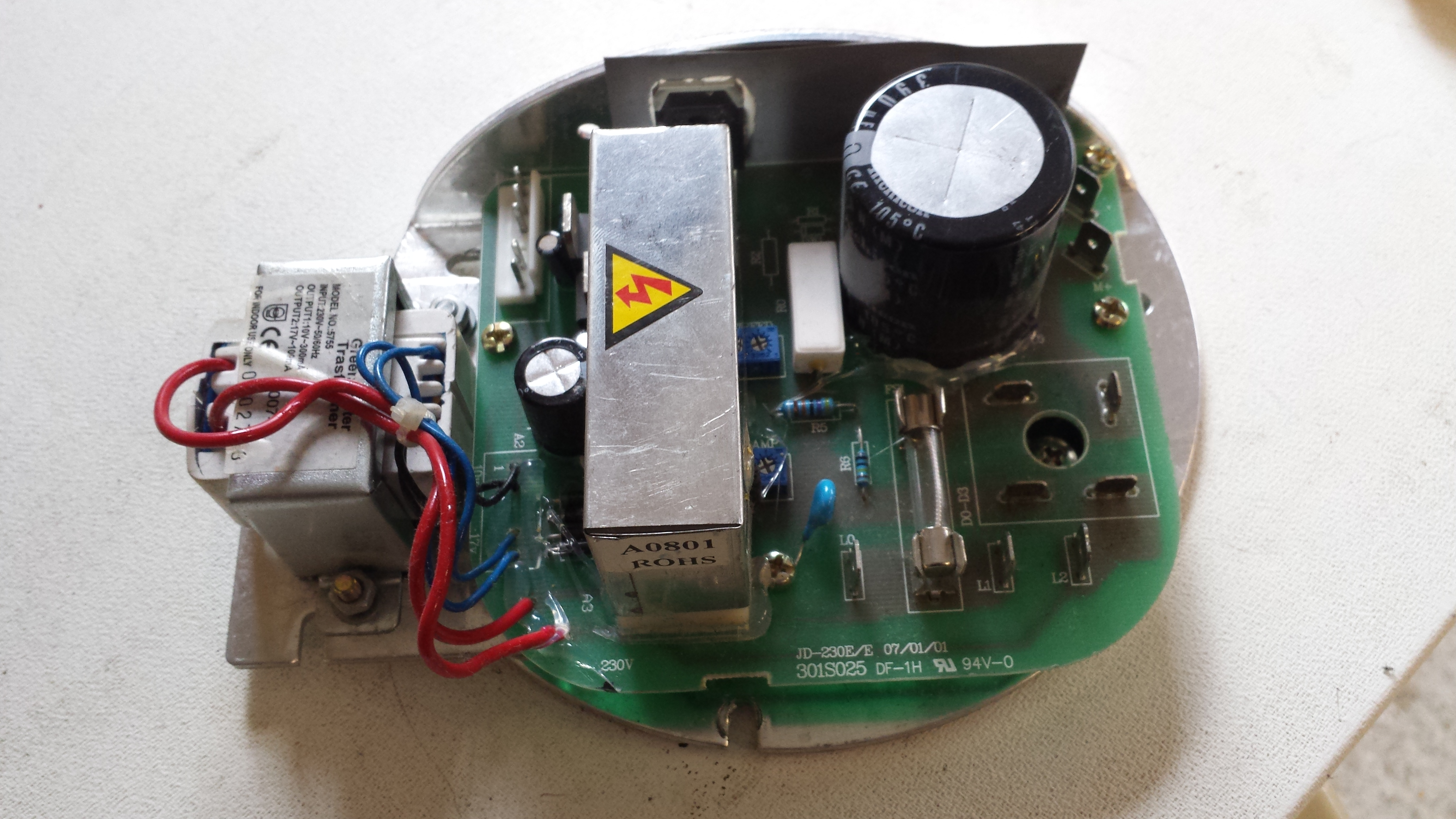 Treadmill Repairs Motor Control Boards Repaired Reconditioned Electronic Circuit Contol Repair