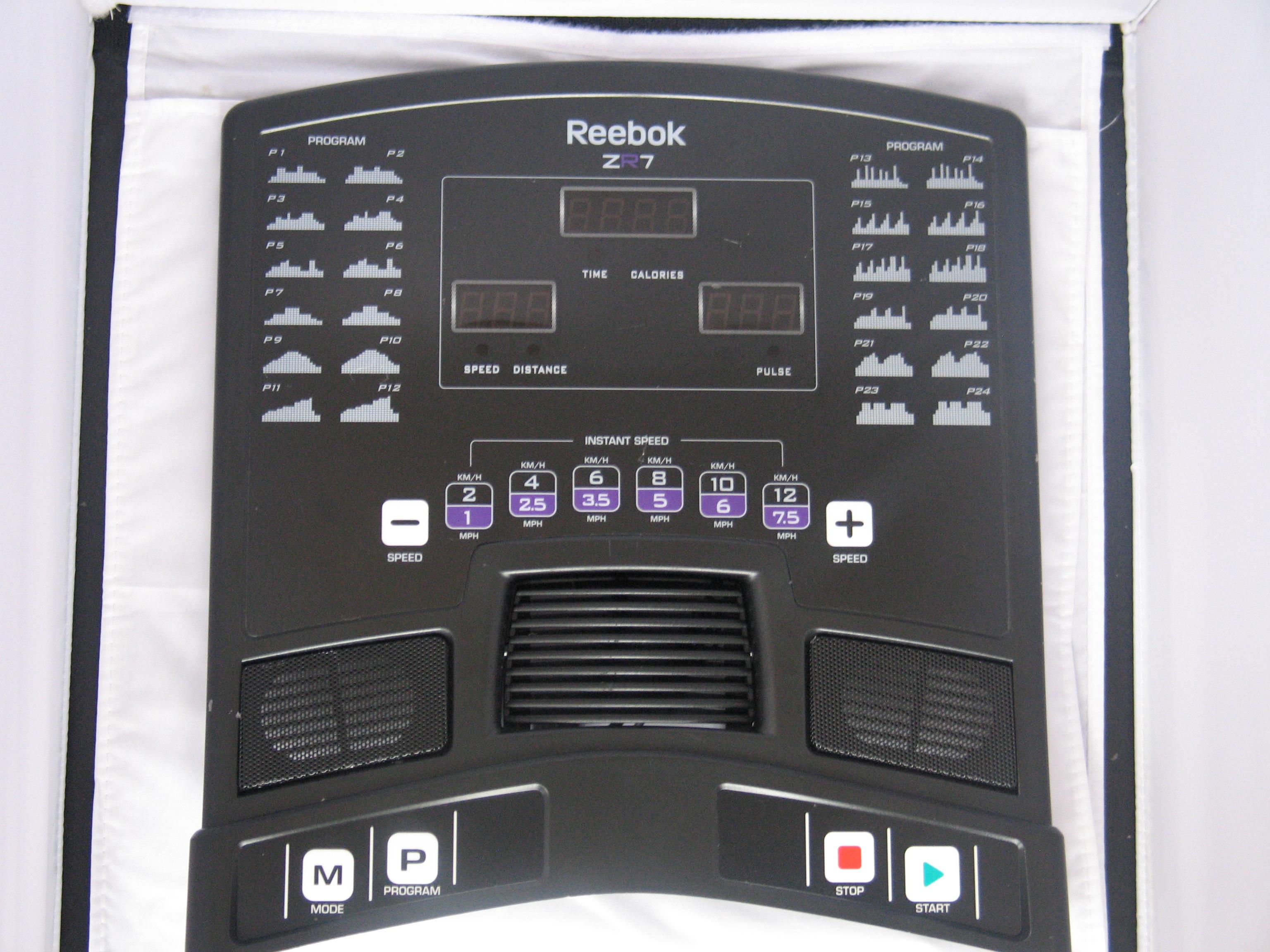 Treadmill Consoles